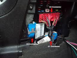 2007 chevrolet hhr alarm remote start pictorial 2007 chevrolet hhr alarm remote start pictorial posted image
