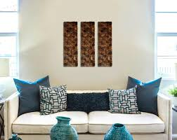 wood wall decor 3 wooden panels