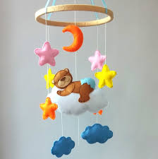 crib mobile baby mobile nursery decor baby crib by zootoys on zibbet