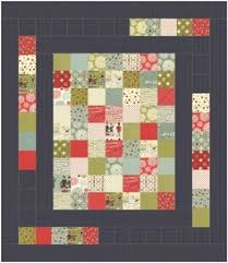 Quited table runners made with charm packs. … | Pinteres… & Like the dark background.moda happy weekender quilt daisy and jack: quick  charm pack quilts ! Adamdwight.com