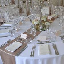 where to table runners for wedding wedding reception table runners wedding round table decoration high