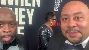 When They See Us: Antron McCray and Raymond Santana Jr. of the ...