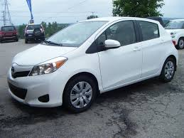 Used 2013 Toyota Yaris LE to sale for $10 in Mont-Laurier - Used ...