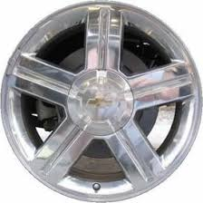Trailblazer Bolt Pattern Unique CHEVROLET TRAILBLAZER Wheels Rims Wheel Rim Stock Factory Oem Used