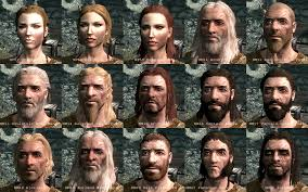 Skyrim Hair Style Mod esp expanded skyrim presets at skyrim nexus mods and munity 8411 by wearticles.com