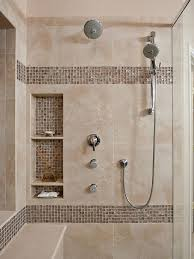 cool tile showers.  Showers Marble Inspired Tiles With An Accent Intended Cool Tile Showers N