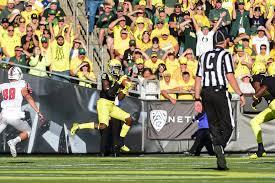 Chris Seisay Football University Of Oregon Athletics