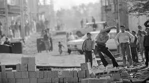 'Children of <b>the stones': the</b> day Palestine was reborn | Palestine | Al ...