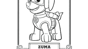 Coloring Pages Paw Patrol Coloring Sheets Everest Printable Pages