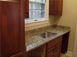 giallo napoli kitchen top yellow granite