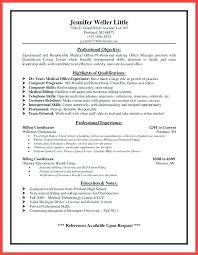 Medical Billing Resume Template Beauteous Billing Resume Sample Benefits Coordinator Resume Medical Billing
