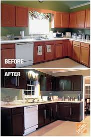 Rustoleum Kitchen Cabinets 25 Best Ideas About Cabinet Transformations On Pinterest Diy