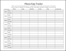 Printable Weight Loss Tracker Pdf Printall