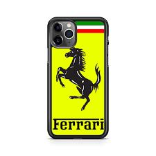 Ferrari iphone 11 pro silikon hülle mit innenfutter cover case schwarz original. Ferrari Logo Iphone 11 Pro Max Case Ggians