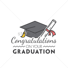 Congratulations For Graduation Congratulations On Your Graduation Vector Image 1791233