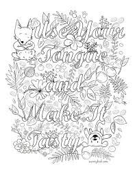 Small Picture 10 best Swear colouring images on Pinterest Coloring books