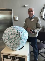 Volunteer Spotlight: Bruce Marino - Northern Illinois Food Bank