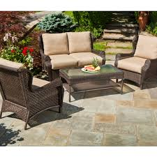 Furniture Breathtaking Lowes Patio Table For Outstanding Outdoor