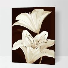 lily flower oil paintings lily flower oil paintings supplieranufacturers at alibaba com