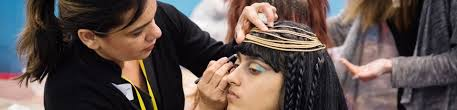 make up artistry technical qualification level 2