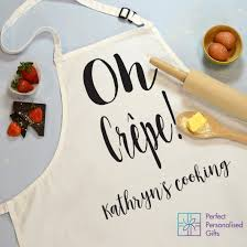 personalised oh crepe cooking a
