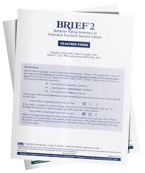breif2 parent teacher hand scored kit acer behavior rating inventory of executive function