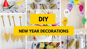 50 best diy new year decorations for home