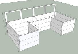 dynamic raised garden bed plans