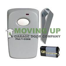 stanley 308913 remote garage door opener