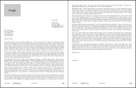 Business Letter Page 2 Heading Letters Free Sample Letters