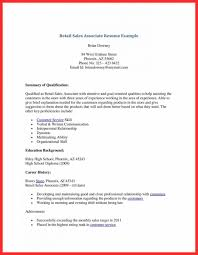 Skills To Put On A Resume For Sales Associate Sales Associate