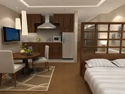 Studio Apartment Interior Design, It is not a difficult task to even make  this living