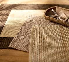 heathered chenille jute rug natural pottery barn heathered chenille jute rug indigo