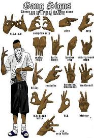 Gang Signs And Rappers Genius