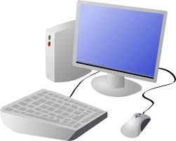 Computer Clip Art Dtrave Cartoon Computer And Desktop Clip Art Free Vector In
