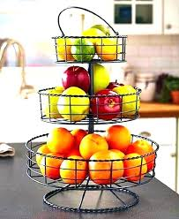 three tier fruit stand fruit stand for kitchen fruit basket tiered stand 3 tiered fruit stand