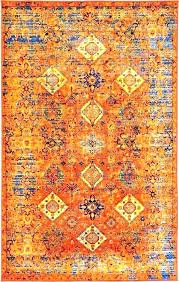 burnt orange area rug 8x10 appealing with rugs s county ca are