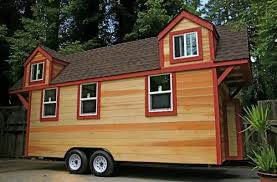 tiny house trailers. this tiny house trailer was built in 2011 and put up for sale on craigslist where it sold $38,000 out of the santa cruz, california area. trailers