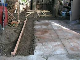 diy cement patio do it yourself cement patio your diy cement patio furniture