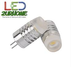g4 1 5w 12v dc led light bulb to replace halogen bulbs uk stock
