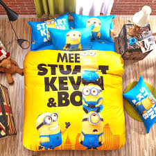 minion bed sheets minion queen size bedding bed sheets set boxer dog minion bed sheets