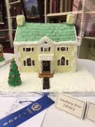 Chart House Simsbury Ct Gingerbread House Contest Simsbury Celebrates