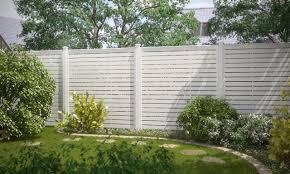 Langlebige Kunststoff Zäune Und Sichtschutz Holz Roeren Gmbh In