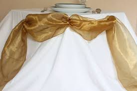 swags are commonly attached with overlap clips that will not flatten or damage the table skirt pleating swags are an easy way to dress up an otherwise