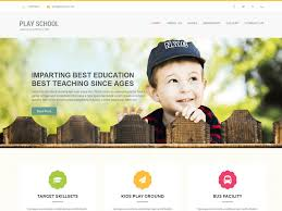 Kids School Website Template 10 Free Daycare Wordpress Themes 2017 Themely