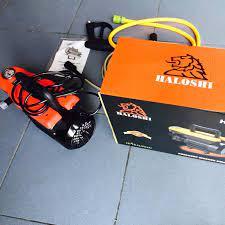 máy rửa xe gắn máy áp lực cao haloshi 1500w - haloshi