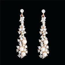 gold crystal chandelier earrings plus crystal chandelier earrings and get free on crystal rose