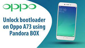 How to unlock bootloader on Oppo A73 using Pandora BOX? - YouTube