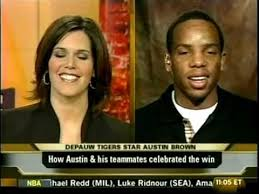 March 1, 2006 - DePauw Junior Austin Brown Gets National Attention After  61-Foot Buzzer Beater - YouTube