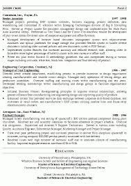 It Manager Resume Inspiration 4510 It Manager Resume Example Intended For Resume Sample For Manager